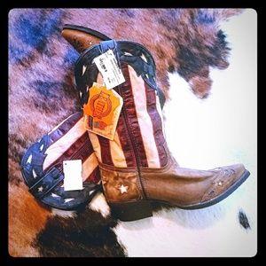Laredo Shoes - DanPost Women's Laredo Western boots