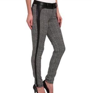 Liverpool Jeans Company Pants - NWT Liverpool Felicia Tweed tuxedo leggings 30/10