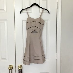 Point Zero Dresses & Skirts - Nude cut out dress