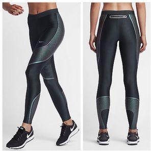 Nike Pants - Nike Power Speed Running Tights