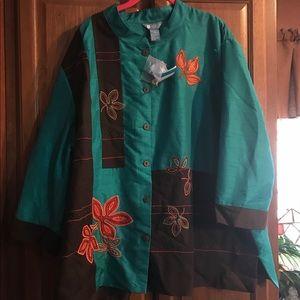 Koret Jackets & Blazers - Woman's Koret Jacket 28W New with Tags
