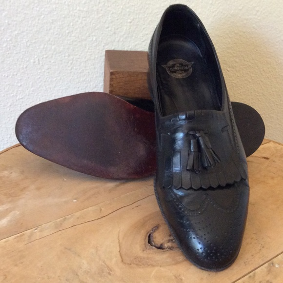 Discount Leather Sole Florsheim Shoes