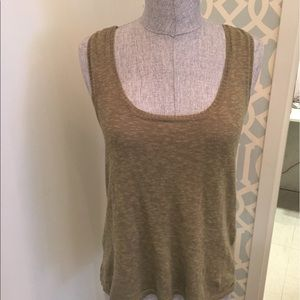 Eternal Sunshine Creations Tops - Crochet back tank top.