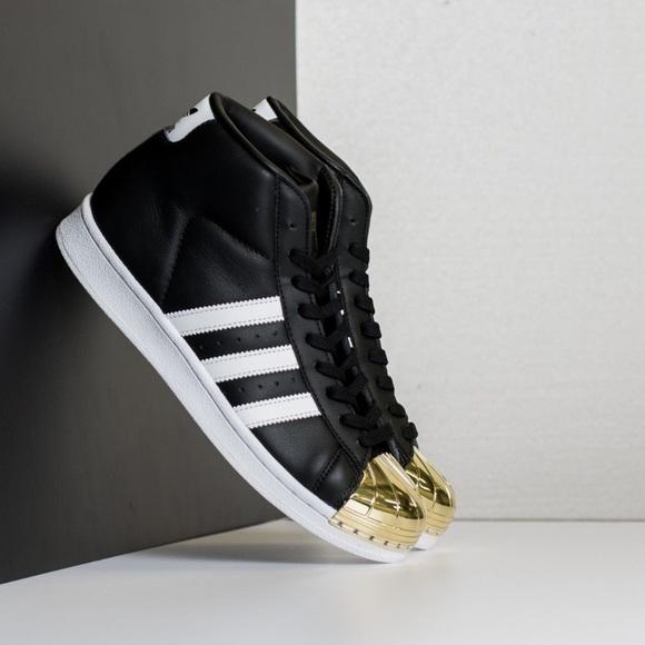 buy popular abfa3 33e3a adidas Shoes   Promodel Metal Toe   Poshmark