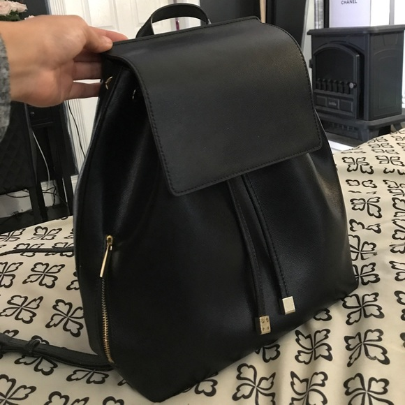 d75528a79d Barneys saffiano leather backpack