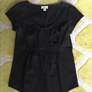 Loft Fashion Tops - Black blouse from Loft in great condition