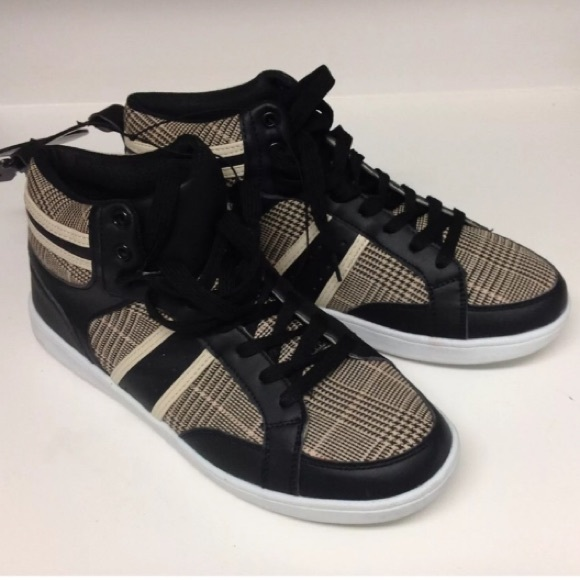 59% off carbon Elements Other - High Top Fashion Sneakers ...