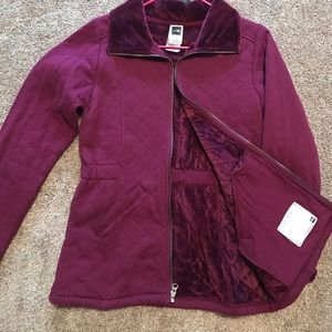 The North Face Other - North Face maroon Jacket