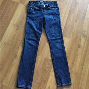 NWOT Bayla Aeropostale Skinny Jeans