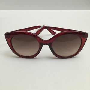 Accessories - Smoked Lens Cat Eye Sunglasses