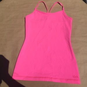Ivivva Other - Ivivva Tumblin tank in power pink. Size 12.