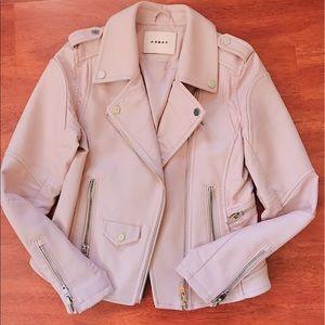 Blank NYC Jackets & Blazers - BLANK NYC Faux Leather Moto Jacket