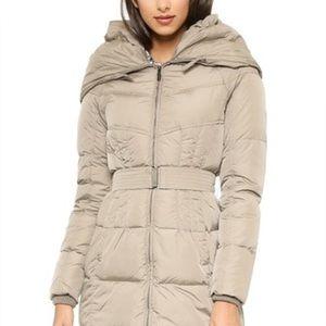 Add Down Jackets & Blazers - Add Down Shawl Collar Down Coat