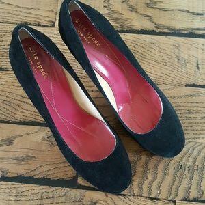kate spade Shoes - Round Toe Kate Spade New York Black Pumps Size 7.5