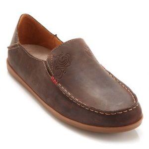 OluKai Shoes - Olukai Nohea Nubuck slip-on shoes 8