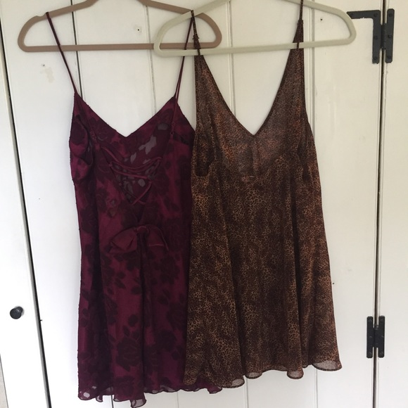 Victoria's Secret Intimates & Sleepwear - 2 Victoria's Secret Nightgowns Sz. L