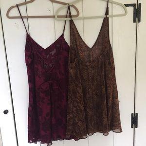 Victoria's Secret Intimates & Sleepwear - 2 Victoria's Secret Nightgowns Sz. L