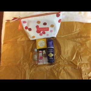L'OCCITANE EN PROVENCE Other - L'OCCITANE EN PROVENCE Bag w travel size products!
