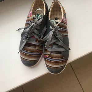 Inkkas Shoes - Inkkas Size 7