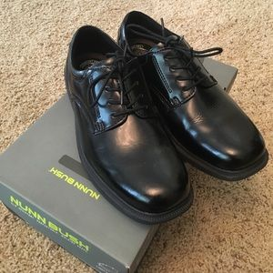 Nunn Bush Other - Men's Black Dress Shoes