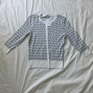 Halogen Tops - NWT Halogen soft quarter length sleeve cardigan