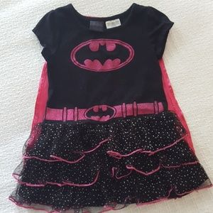 Batman Other - Batgirl costume 2T with cape