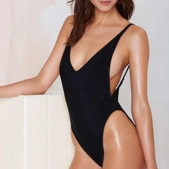 2edbb8613bc3d Nasty Gal Swim   Alina Suit   Poshmark