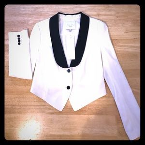 Adam by Adam Lippes Jackets & Blazers - **PRICE DROP** ADAM LIPPES cropped tuxedo blazer