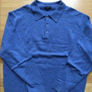 Club Room Other - Men's Club Room Long Sleeve Sweater Polo