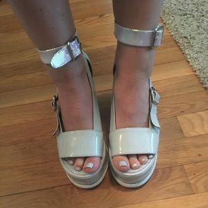 YES Shoes - Super cute, platform sandals