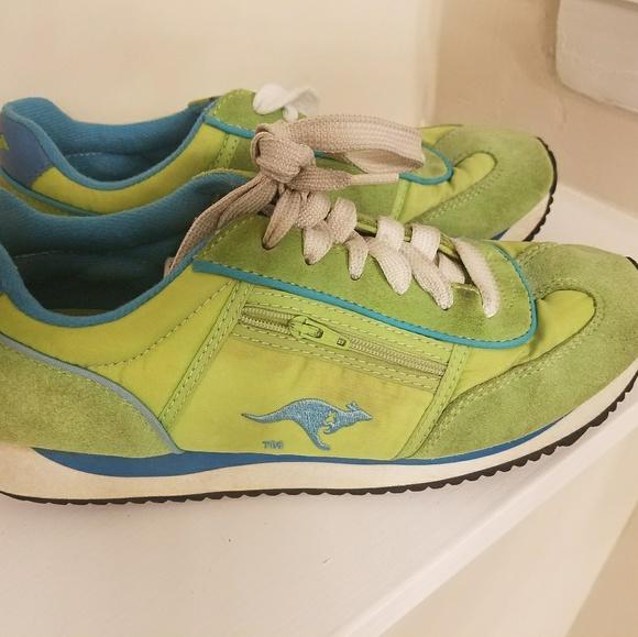 kangaroo Shoes   Kangaroo Tennis