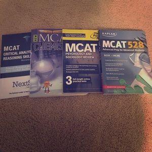 Other - New MCAT books