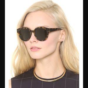 Karen Walker Accessories - Karen Walker Anywhere sunglasses in tortoise!