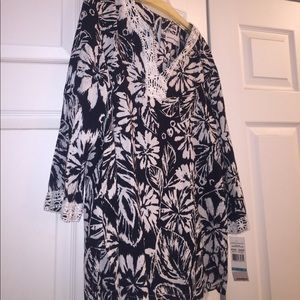Alfred Dunner Tops - NWT: Alfred Dunner Summer Tunic