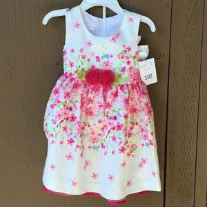 Bonnie Baby Other - 24 month two piece dress set