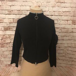 Gianfranco Ferre Sweaters - Ferre zip up sweater