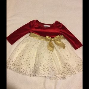 Bonnie Baby Other - Baby girl's dress