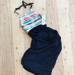 Roxy Dresses & Skirts - Roxy halter Midi dress