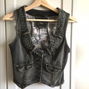 Guess Jackets & Blazers - Vintage Guess Vest