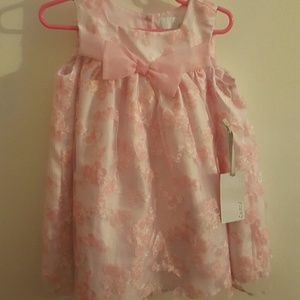 Camilla Other - Camilla pink floral lace formal gown size 2t