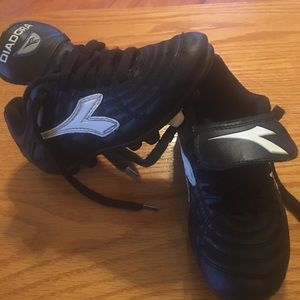 Diadora Other - Toddler size 12 soccer cleats