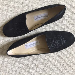 Etienne Aigner Shoes - Black flats sz 8.5