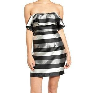 NWT Way In striped tubtop dress (E33-0)
