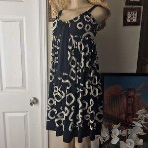 Maggy London Dresses & Skirts - MAGGY LONDON :| Black&White Sundress w/Bow.Size:4.