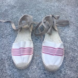 "NWOT Soludos ""the summer"" espadrilles"