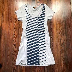 Brooklyn industries t-shirt dress, size M