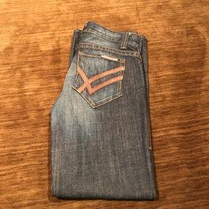 New wot William Rast men's jeans sz 30