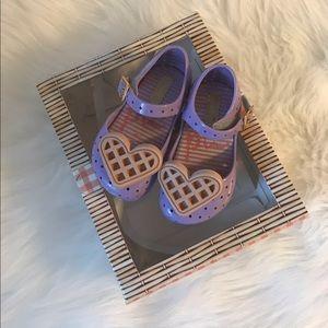 Mini Melissa Other - mini melissa • furadinha vi mary jane purple heart
