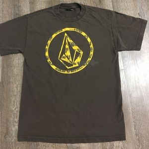 Volcom Other - Volcom brown t-shirt