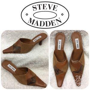 Steve Madden Shoes - NWOT ***STEVE MADDEN*** Mules Size 8.5!